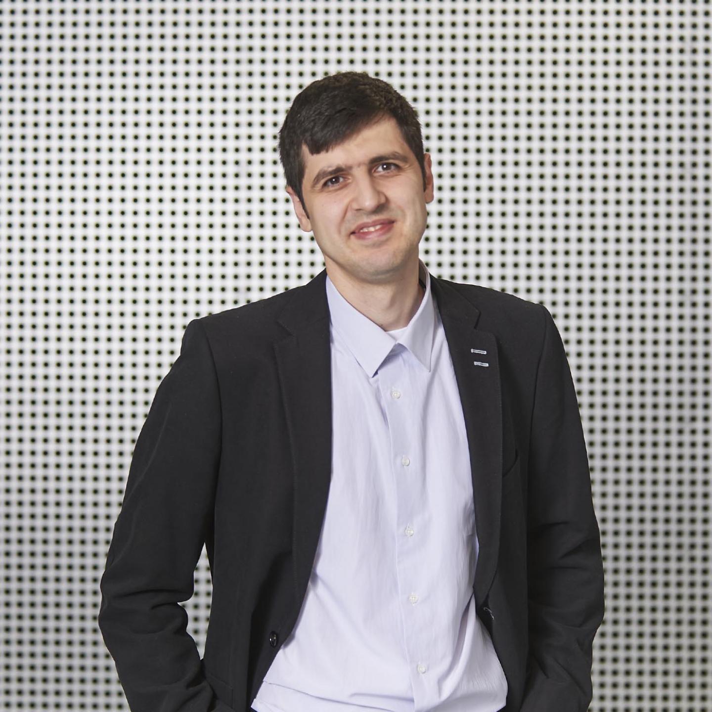 Dobromir Stoyanov - EM Strasbourg