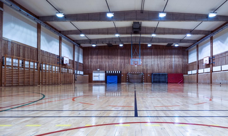 Sports centers - EM Strasbourg