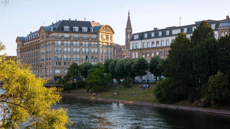 Discover life in Strasbourg - EM Strasbourg