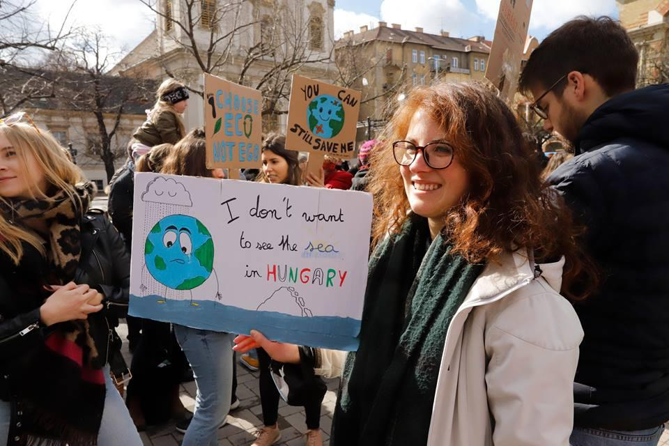 Mélanie Germanaud, Expat and Climate Activist - EM Strasbourg