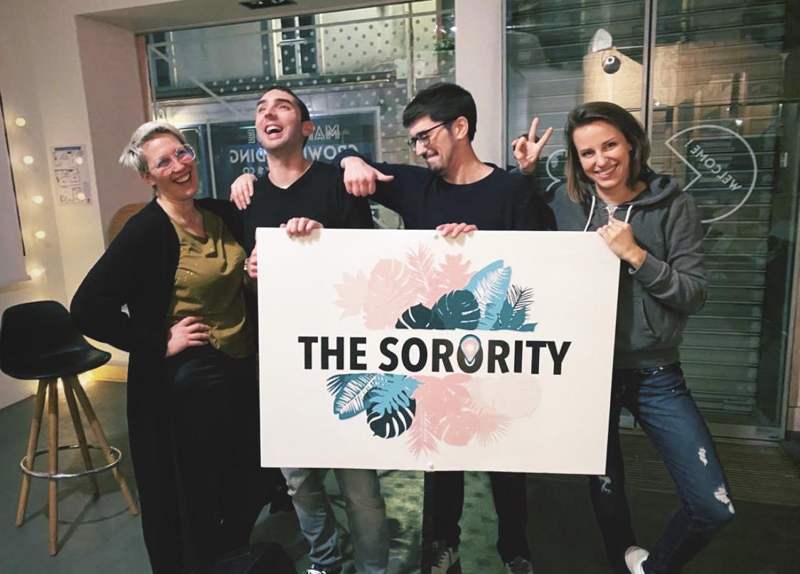 Une sororité pour re-créer <c>une solidarité féminine</c> - EM Strasbourg