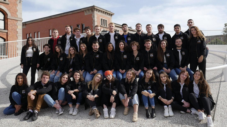 Bureau des élèves - EM Strasbourg