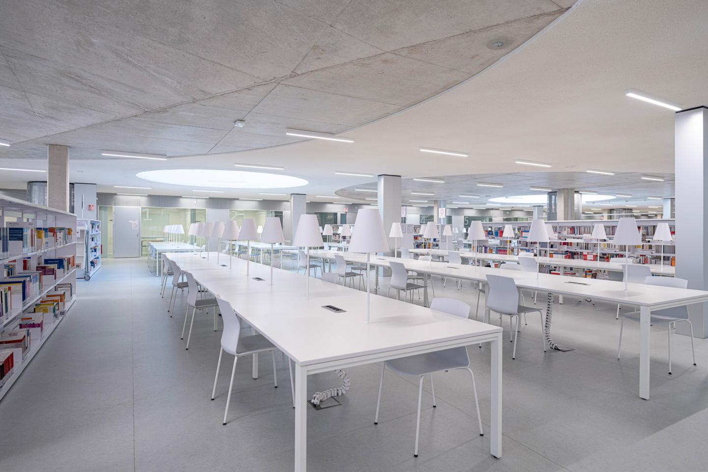 Bibliothèques  - EM Strasbourg
