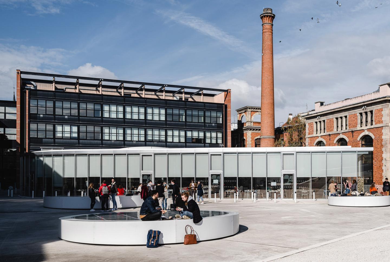Campus universitaire - EM Strasbourg
