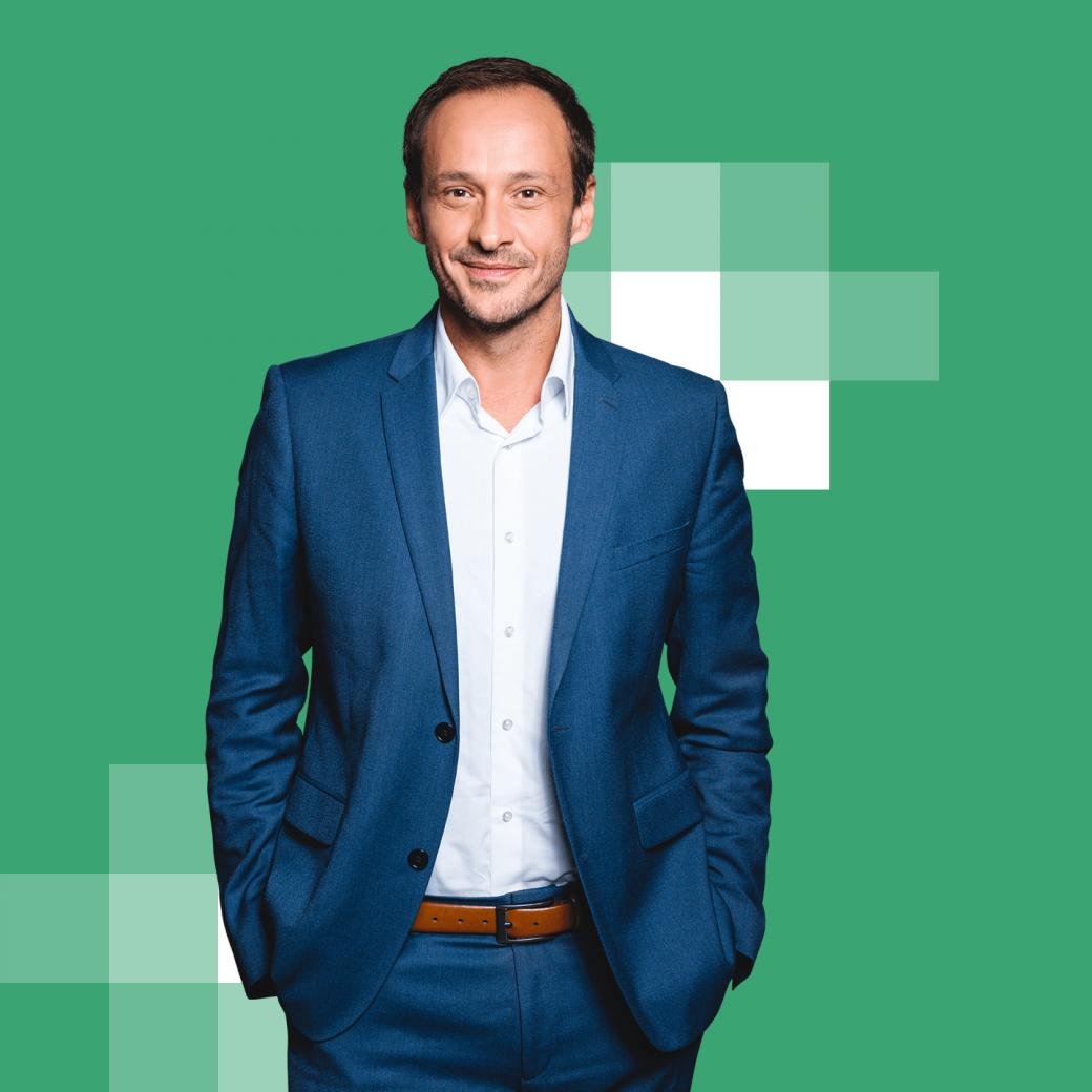 Nicolas Faist, MEDIAPOST regional director, La Poste group - EM Strasbourg
