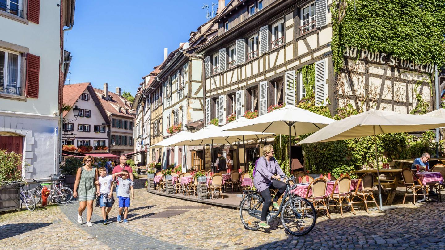 Strasbourg, THE bike city <c>in France</c> - EM Strasbourg