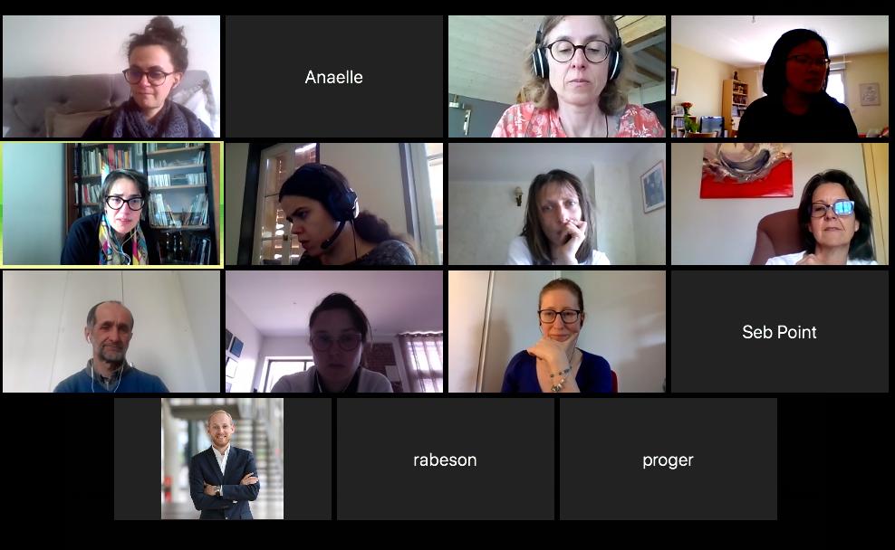 <c>Publicoaching Workshop</c> by Videoconference</c> - EM Strasbourg