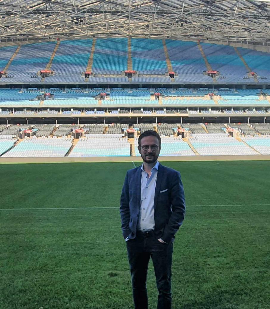 Zoom sur le parcours de Jean-Marie Tardy, Ticketing Project Manager à la FIFA - EM Strasbourg