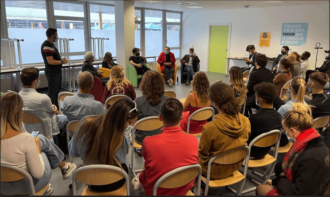 L'entrepreneuriat communautaire au cœur de l'EM Strasbourg - EM Strasbourg