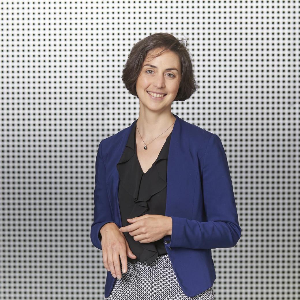 """C. Lemaire, lauréate de l'appel à projets """"Résilience Grand Est"""" - EM Strasbourg"""