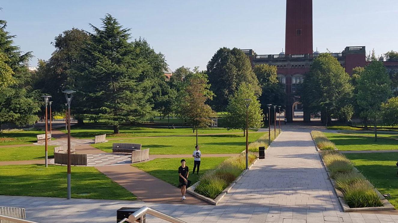 University Of Birmingham - EM Strasbourg