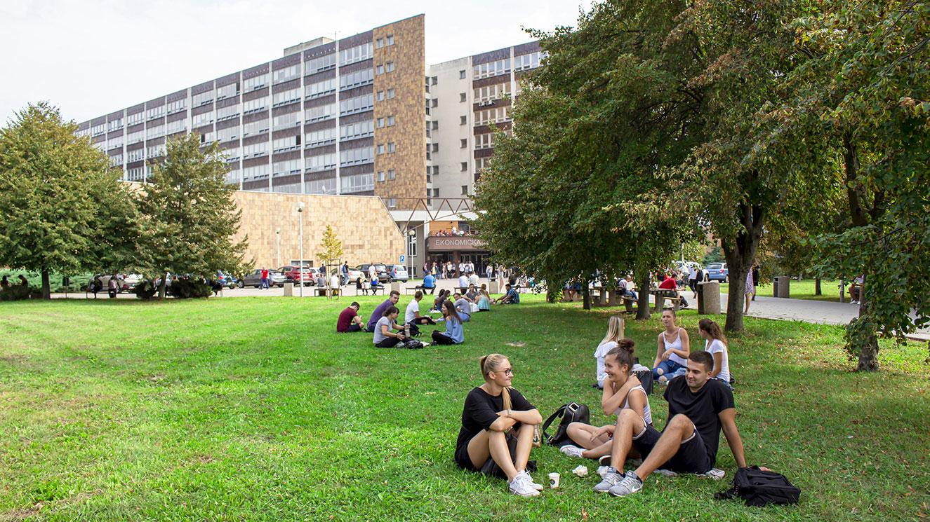 University Of Economics In Bratislava - EM Strasbourg