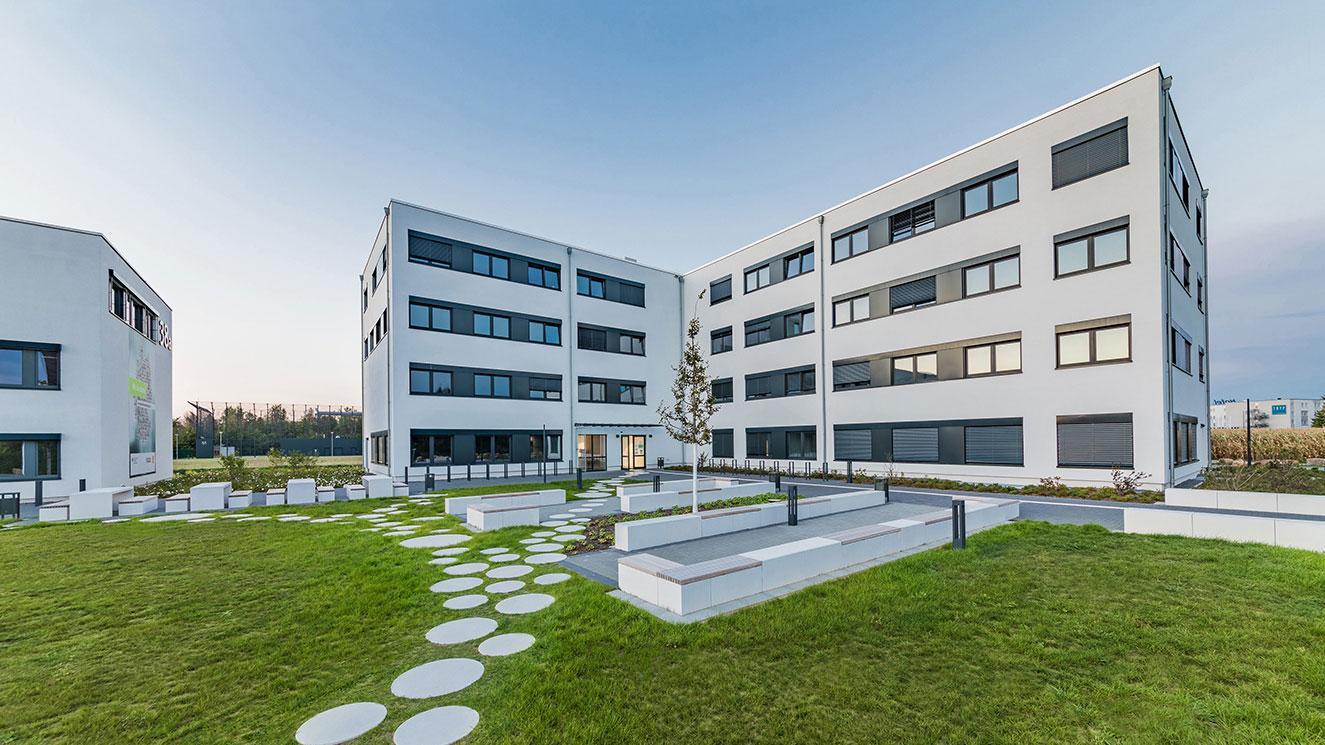 Fachhochschule Dortmund - EM Strasbourg