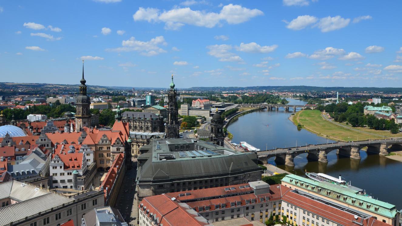 Technische Universität (tu) Dresden - EM Strasbourg
