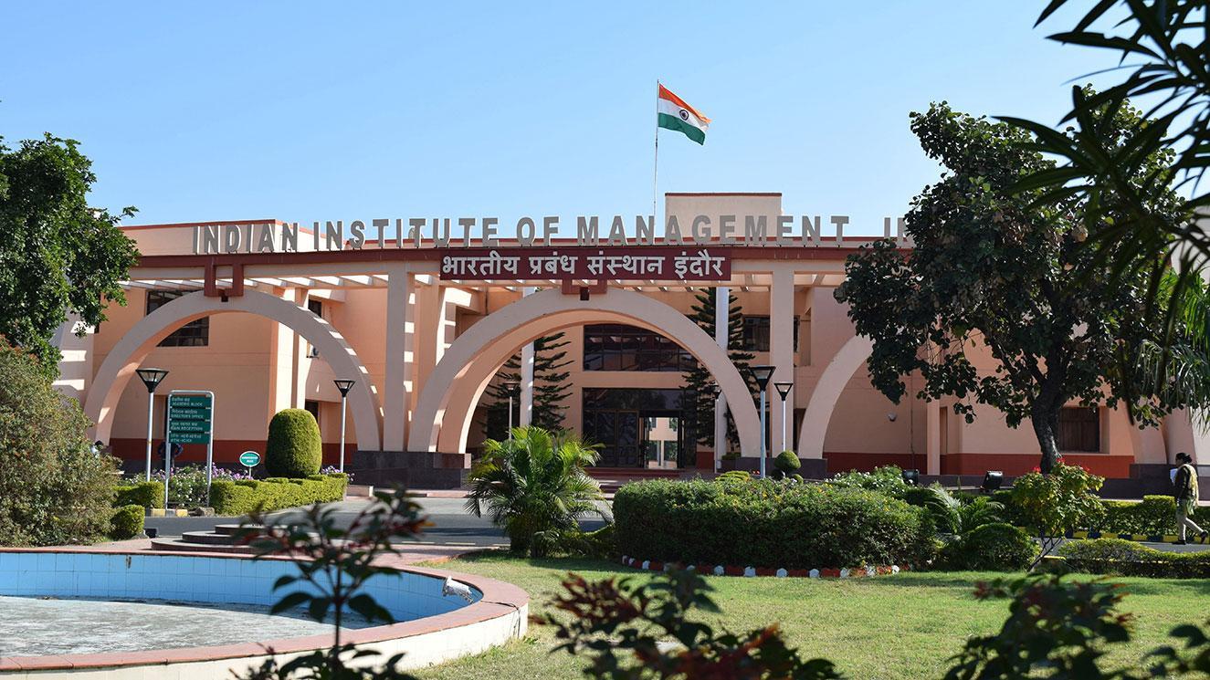 Indian Institute Of Management - Indore - EM Strasbourg