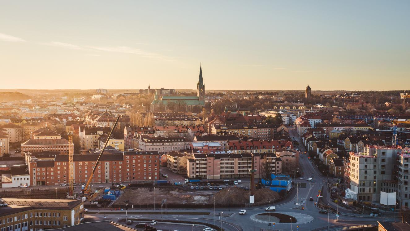 Linköping University - EM Strasbourg