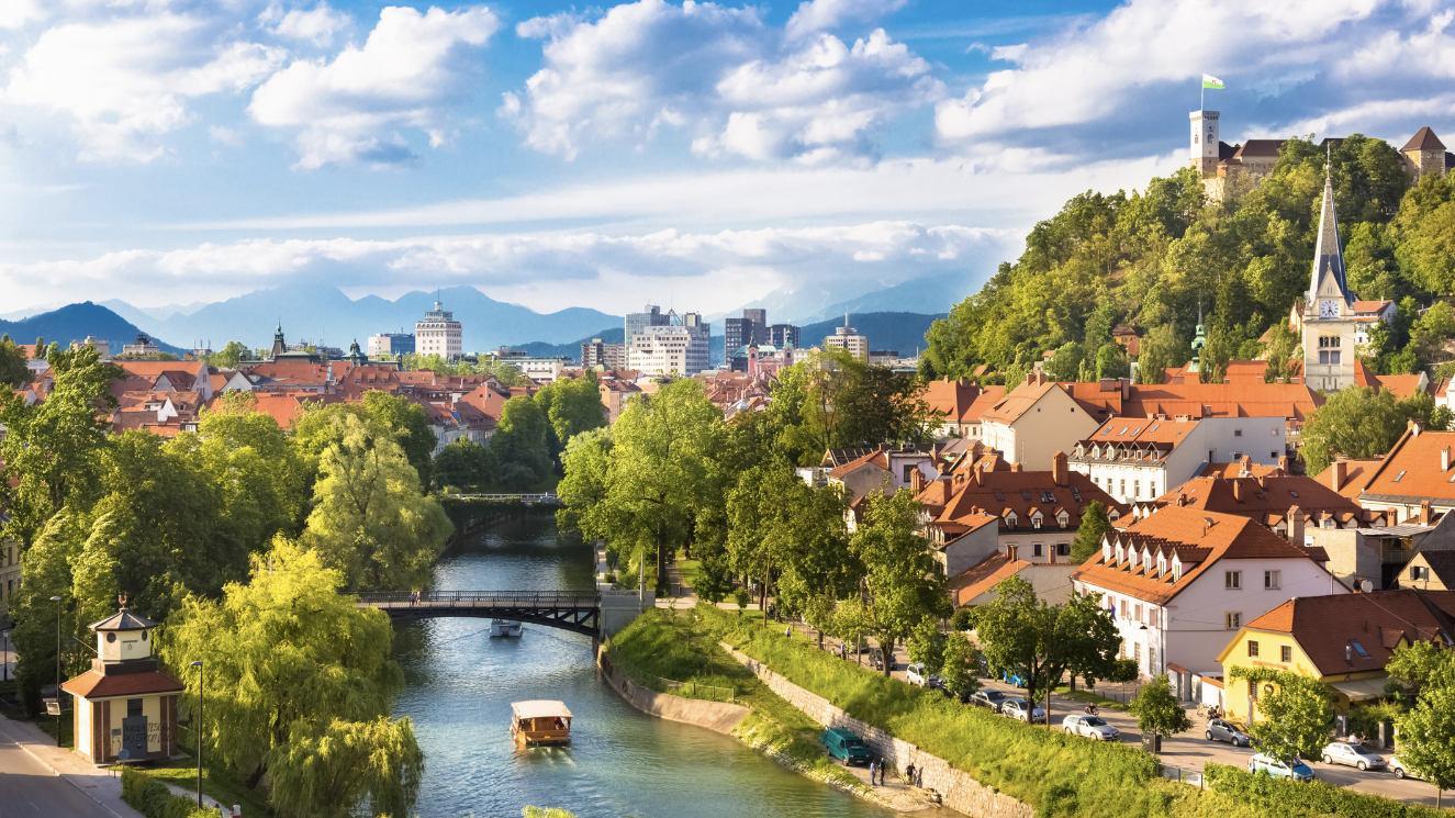University Of Ljubljana - EM Strasbourg