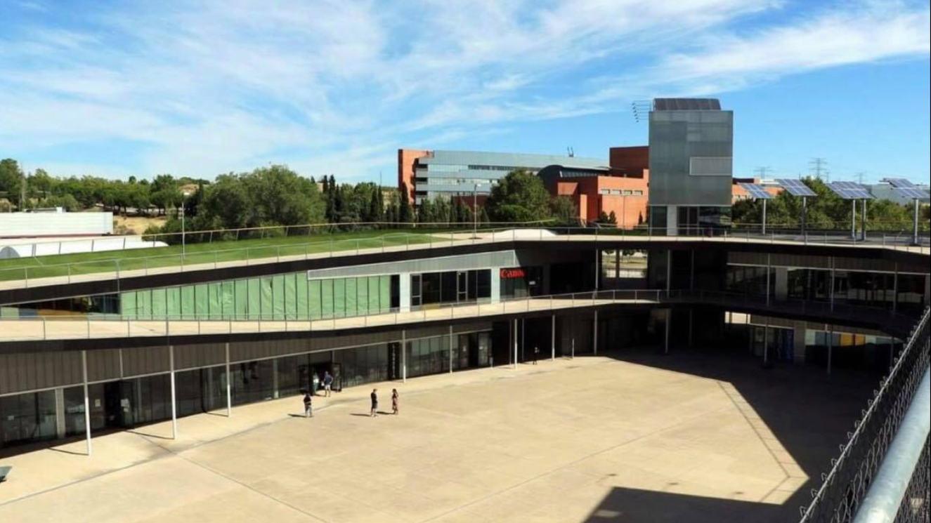 Universidad Autonoma De Madrid - EM Strasbourg