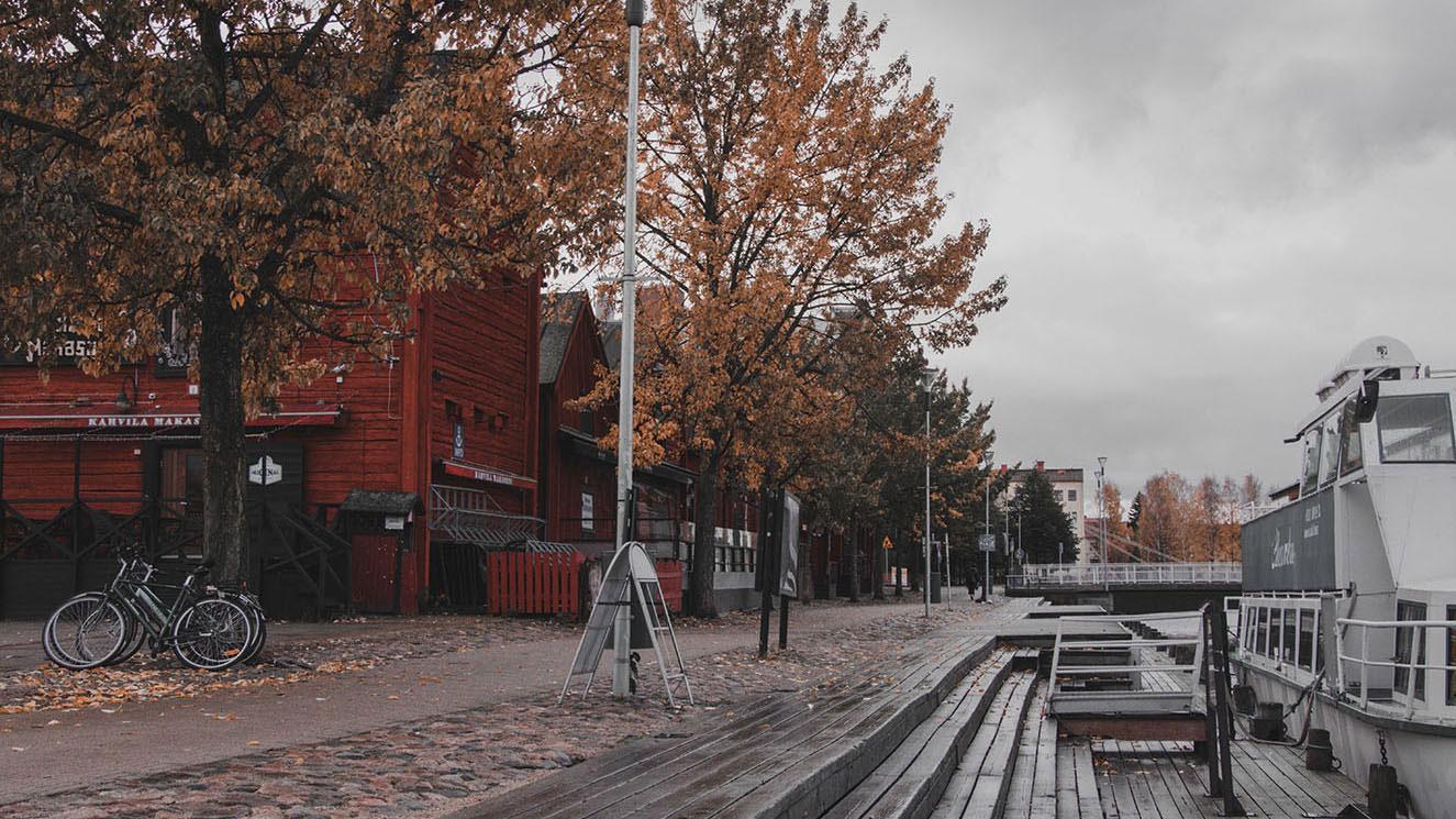 University Of Oulu - EM Strasbourg