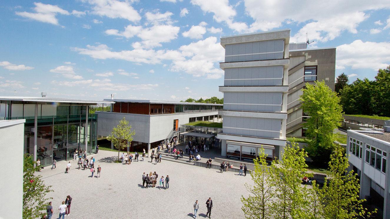 Hochschule Pforzheim - EM Strasbourg
