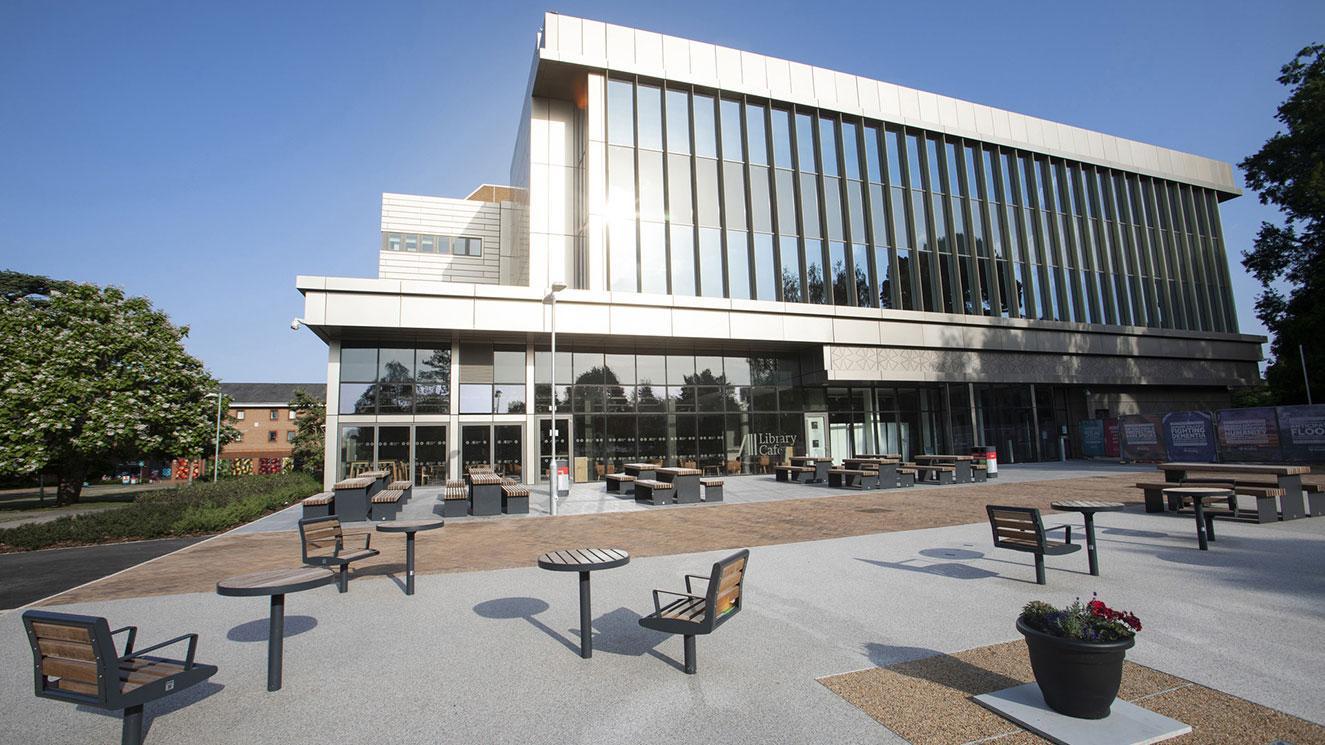 University Of Reading - EM Strasbourg