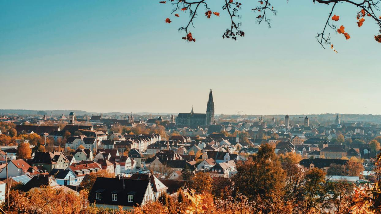 Universität Regensburg - EM Strasbourg