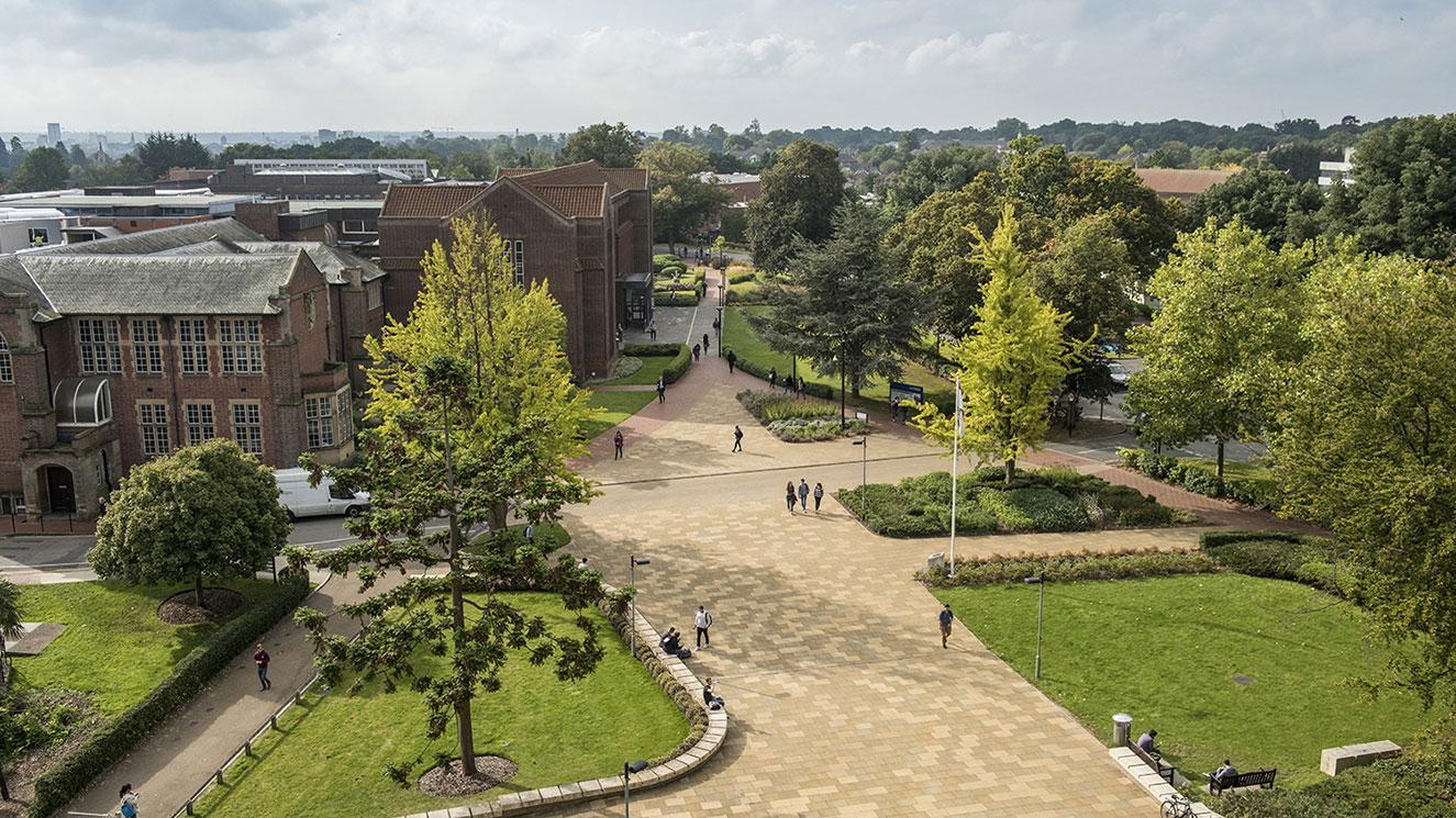 University Of Southampton - EM Strasbourg