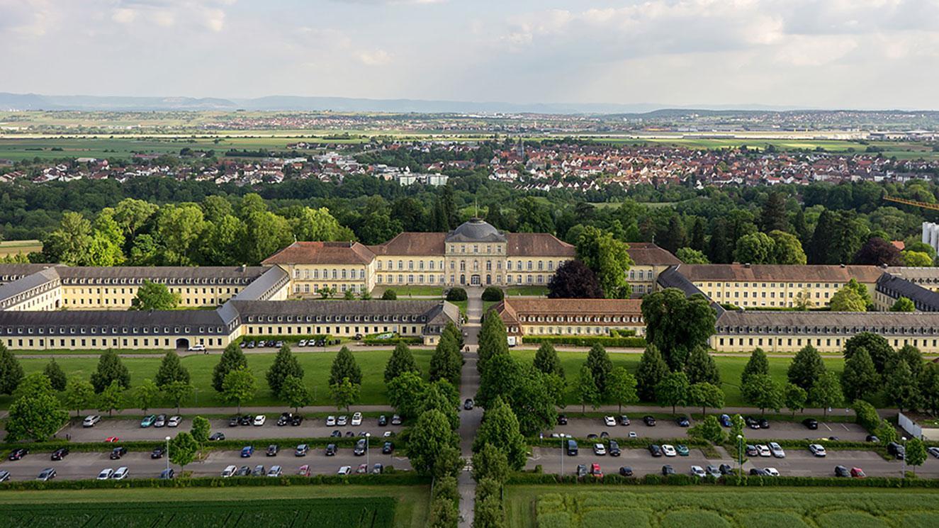 Universität Hohenheim - EM Strasbourg
