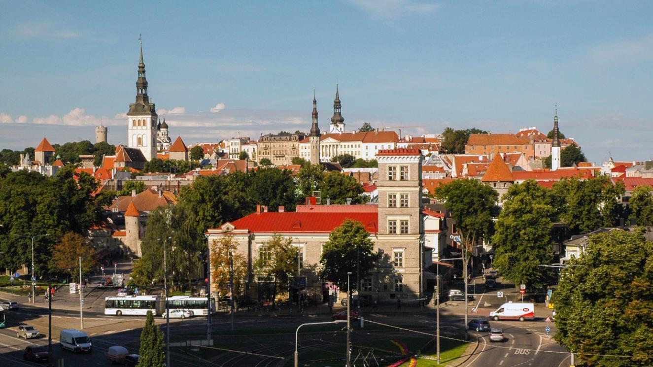 Tallinn University Of Technology - EM Strasbourg