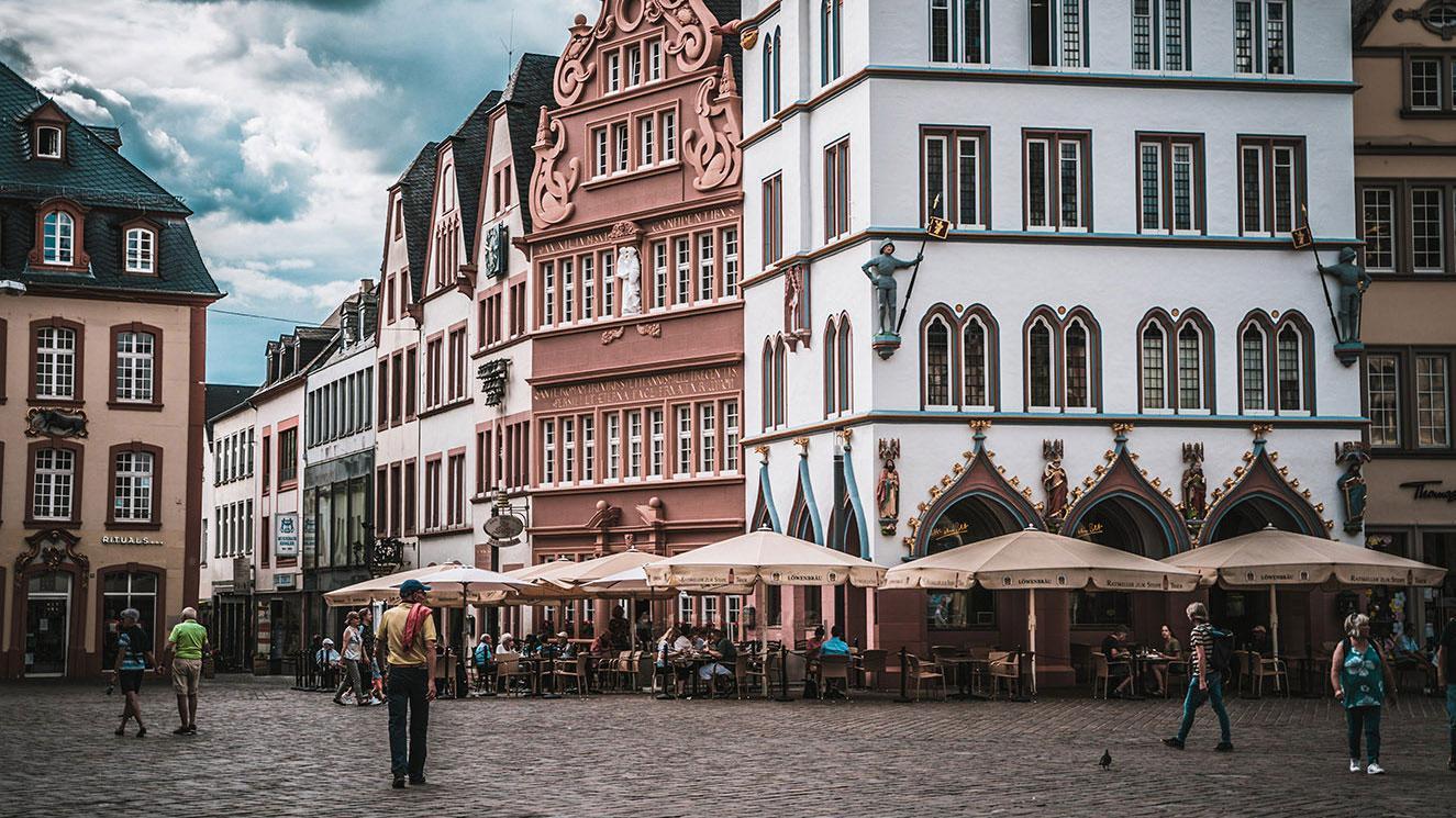 Universität Trier - EM Strasbourg
