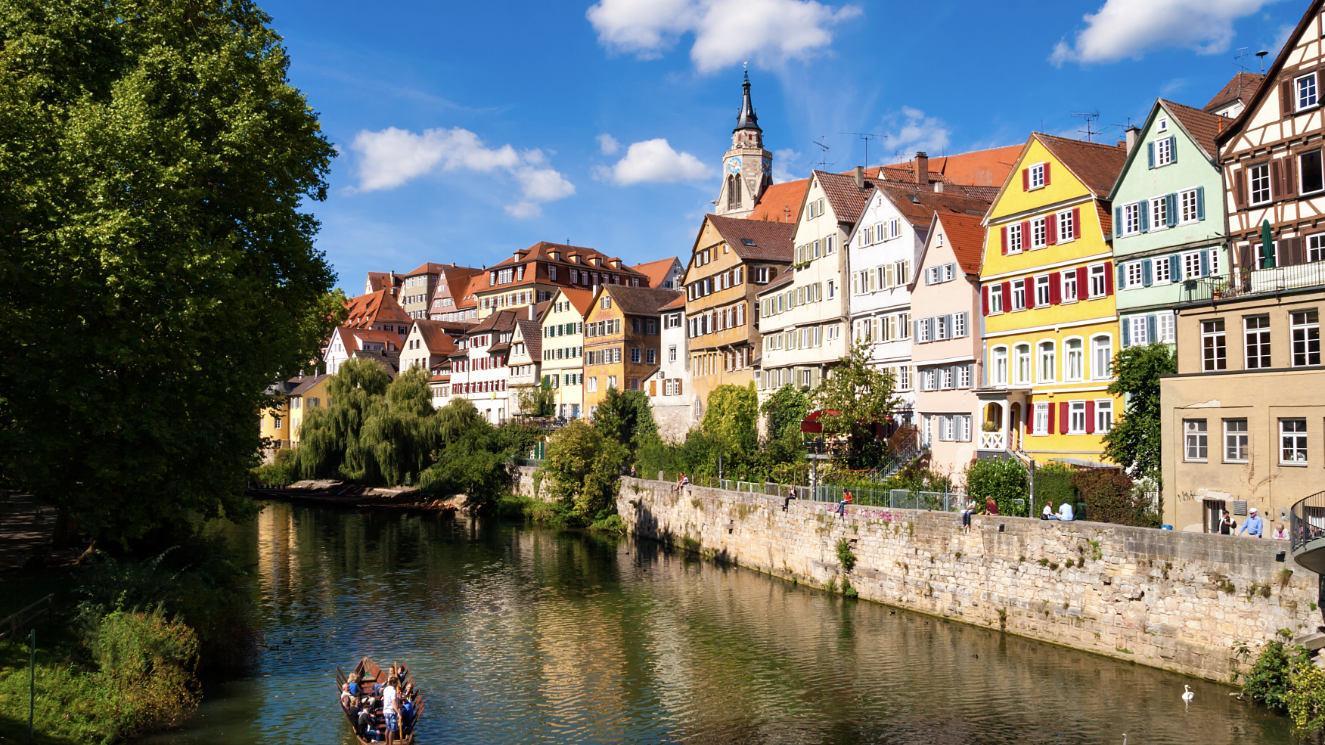 Eberhard-karls-universität Tübingen - EM Strasbourg