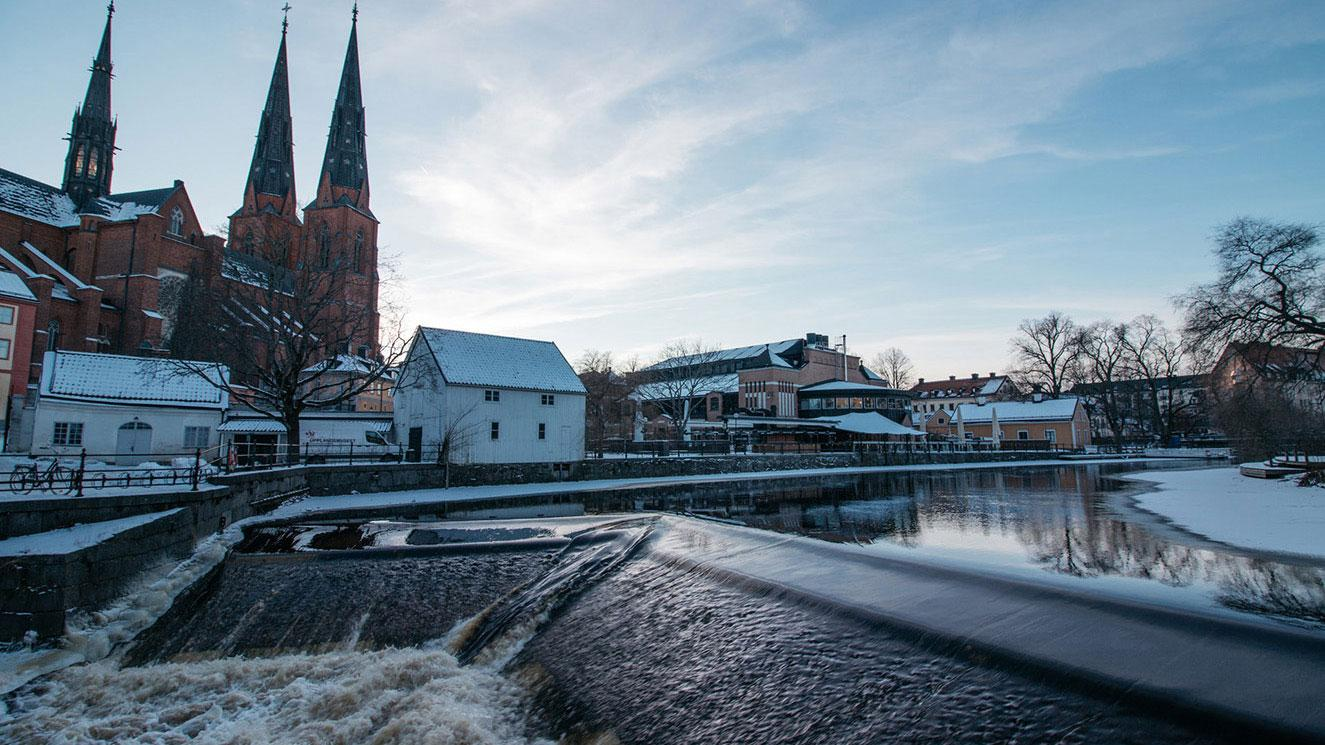 Uppsala University - EM Strasbourg