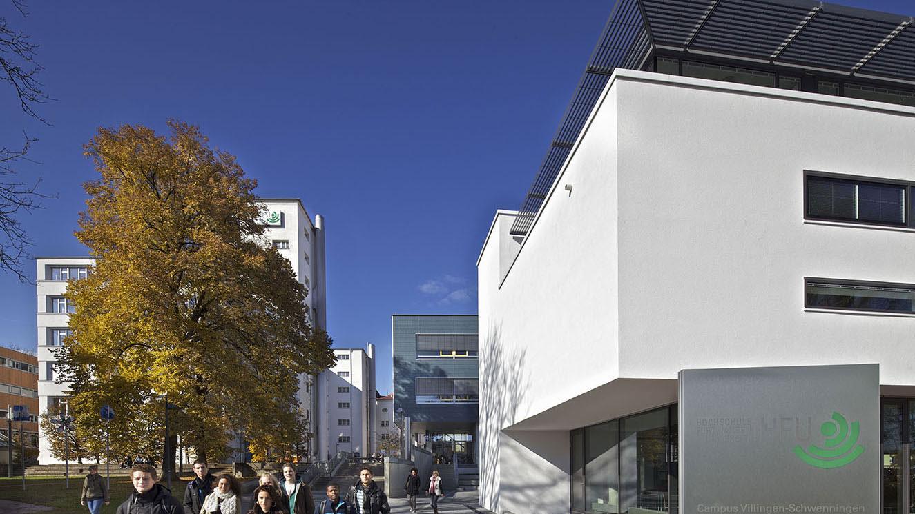 Hochschule Furtwangen - EM Strasbourg